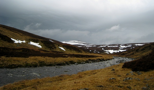 THE UPPER DULNAIN