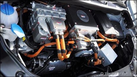 Volkswagen E-Caddy - Elbilen för Cityföretagen | FixarFarsan