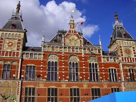 Gara din Amsterdam