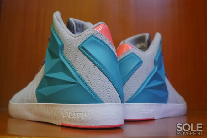 A Better Look at Nike LeBron XI NSW Lifestyle 8220Miami Vice8221 ... df3a5224c