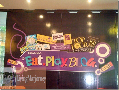 Boardwalk's Eat.Play.Blog Bloggers' Forum