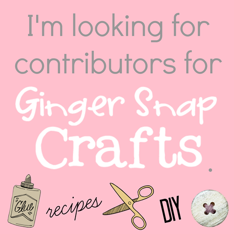 contributors at GingerSnapCrafts.com