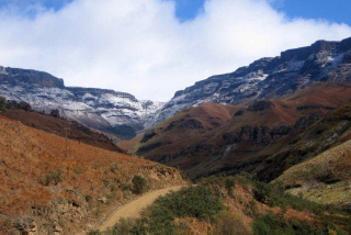 Sani Pass photo gallery