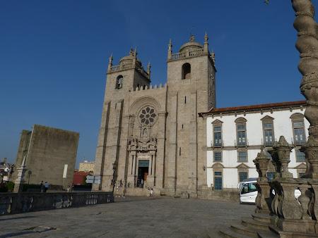 Obiective turistice Porto: Se, catedrala din Porto