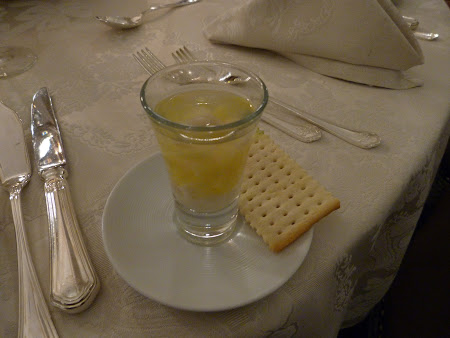 Hotel Grand Continental Bucuresti: suc ananas