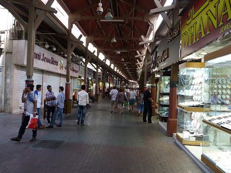 Obiective turistice Dubai: Bazar aur Dubai