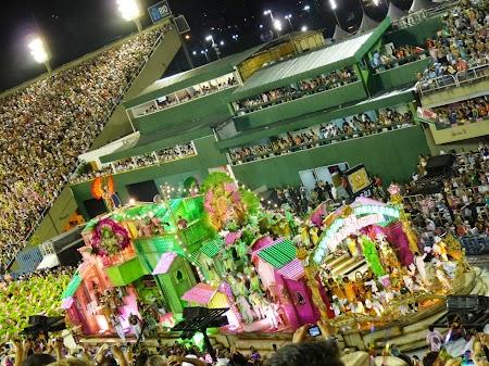 Carnavalul de la Rio:  Tot la Parada