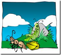 Semut Dan Belalang Cerita Untuk Anak