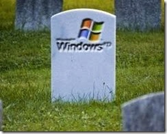 windows xp tamat