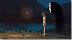 From The Sidelines Spirited Away 2001 Review
