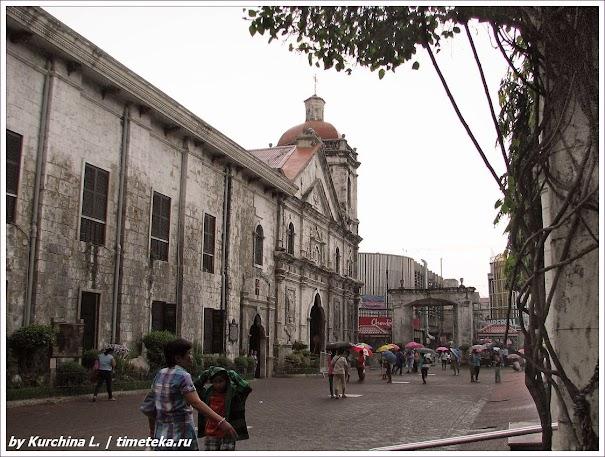 Базилика Santo Nino, XVI век. Филиппины. Фото Курчиной Л. www.timeteka.ru