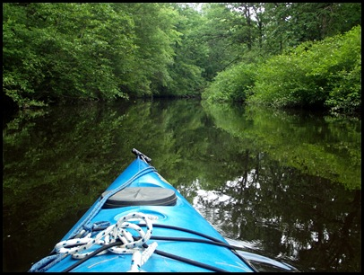 Kayaking the Exeter River 073