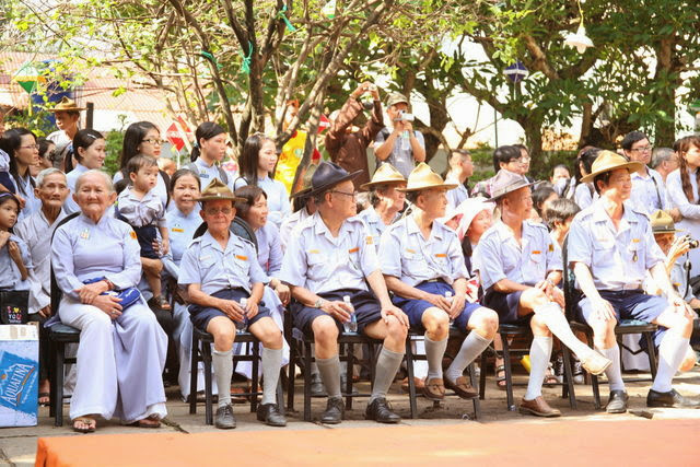 IMG 1941 Đại lễ Phật đản PL 2557 tại Tu viện Quảng Hương Già Lam