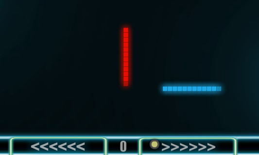 Tron Snake free - screenshot
