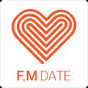 F.M 데이트 (소개팅, 채팅, 데이트, 내친소) icon