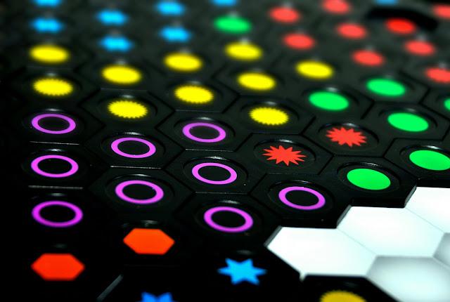¡Mosaicos multicolor y multiforma!