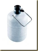 промывочная емкость для пивной линии - пластик