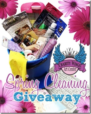Spring_Cleaning_Giveaway_Charity_Wings_NationalCraftMonth