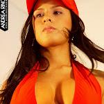 Andrea Rincon, Selena Spice Galeria 55 : Vestido Rojo y Tanga Roja – AndreaRincon.com Foto 39
