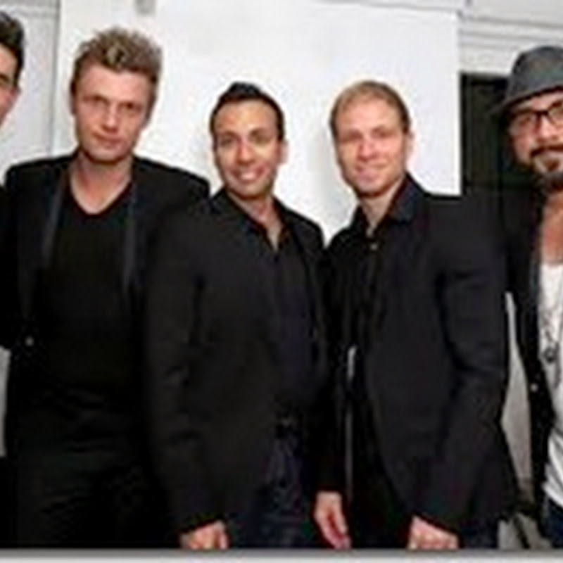 Boletos Backstreet Boys en Monterrey