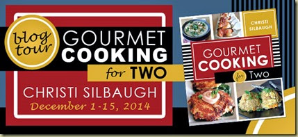 Gourmet Cooking for Two tour banner - Thoughts in Progress