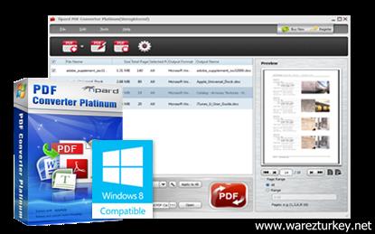 Tipard PDF Converter Platinum 3.3.18 Multilingual