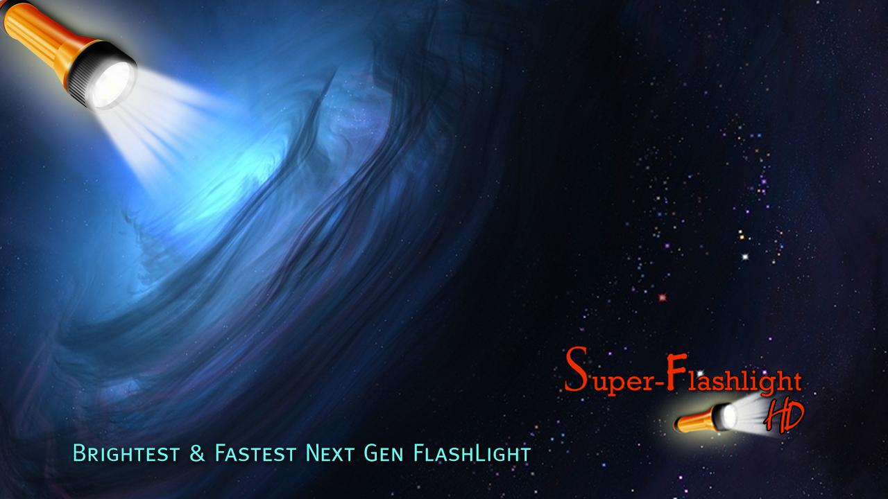 Super-Flashlight HD- screenshot