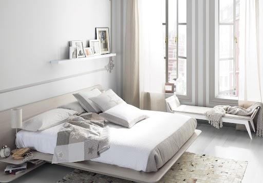 Dormitorio de la colección Pasión de Kibuc