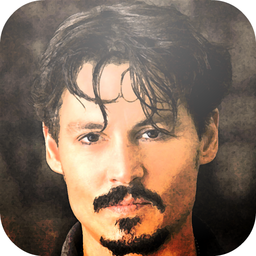 Johnny Depp Quotes LOGO-APP點子