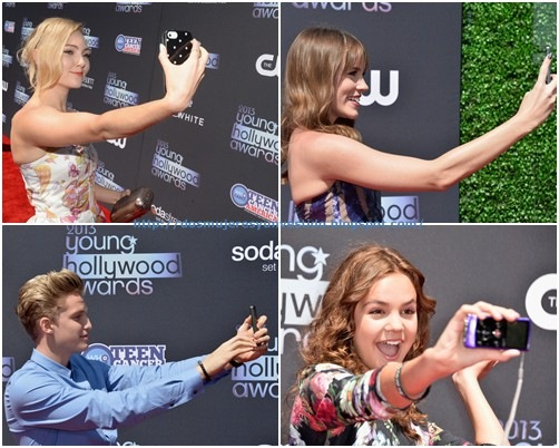 2013 Young Hollywood Awards autofotos-famosos