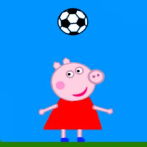 Game Peppar Pig Soccer APK