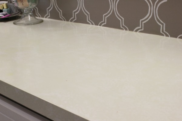 State of the Painted Countertops - Bean In Love