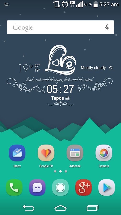 Belle UI Icon Pack - screenshot