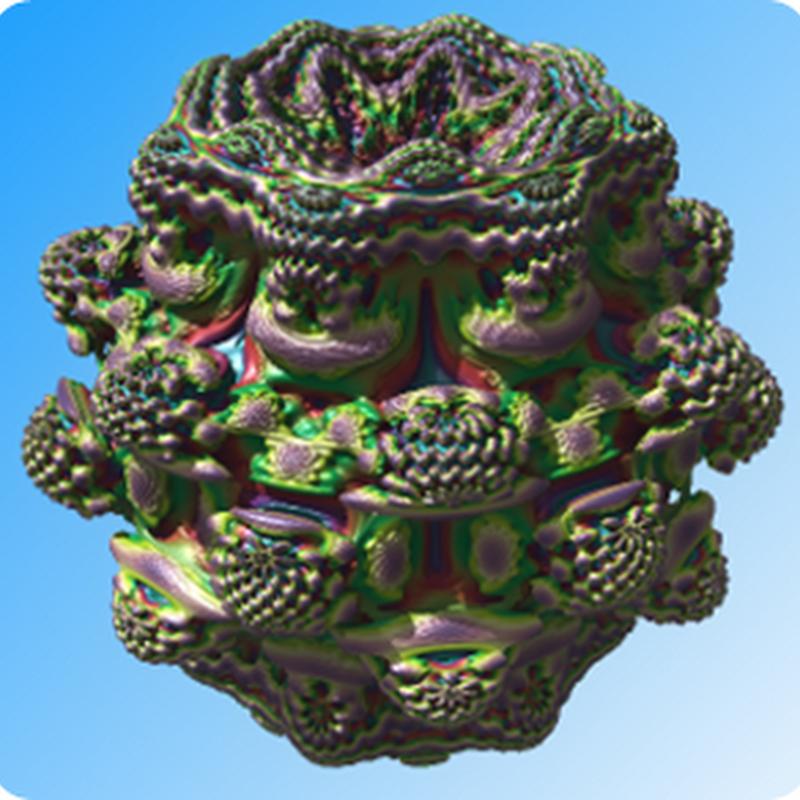 Mandelbulber, la nuova frontiera che permette di creare frattali in 3D complessi e animazioni con gli stessi.