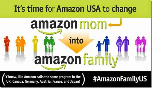 #amazonfamilyus amazon mom