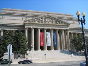 Edificio de los Archivos Nacionales