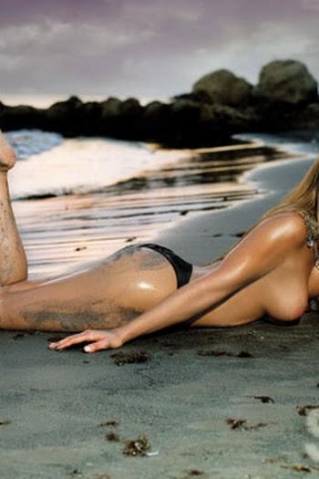 Marilyn Patiño desnuda en SoHo Foto 8