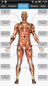 Fitness, Bodybuilding & Logs v2.5.1