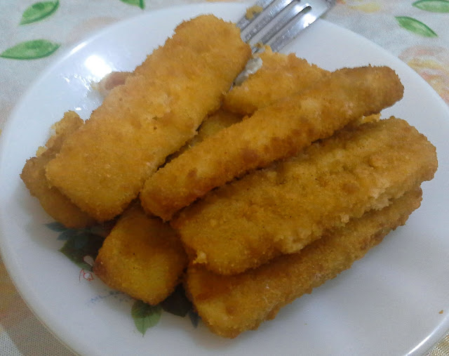 frozen fish fingers using airfryer the hedgehog knows