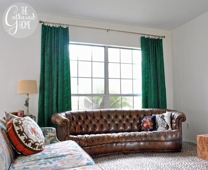 malachite curtains 3