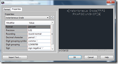 Civil 3D Reminders: Profile Grades in Plan