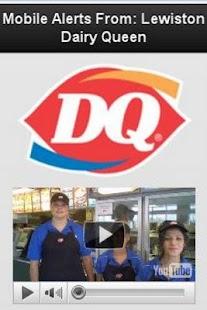 Dairy Queen Lewiston, Idaho- screenshot thumbnail