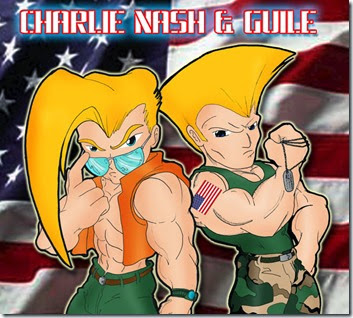 Charlie_and_Guile_STREET-FIGHTER