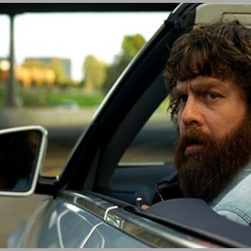 "Zach Galifianakis is Back as Alan in ""The Hangover Part III"""