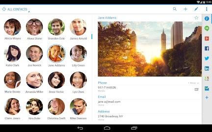 Contacts + Screenshot 4