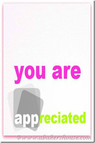 appreciated app itunes gift card printable