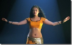 Actress Sneha Ullal Spicy Hot in Action 3D Movie Stills