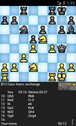 Chess Genius Lite 3.0.4 screenshots 2