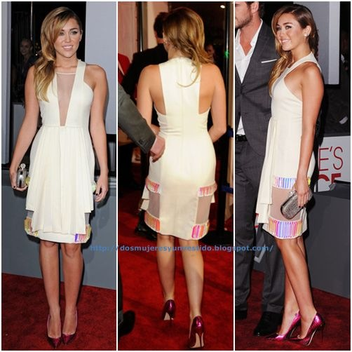 Miley Cyrus People Choice Awards 2012-1