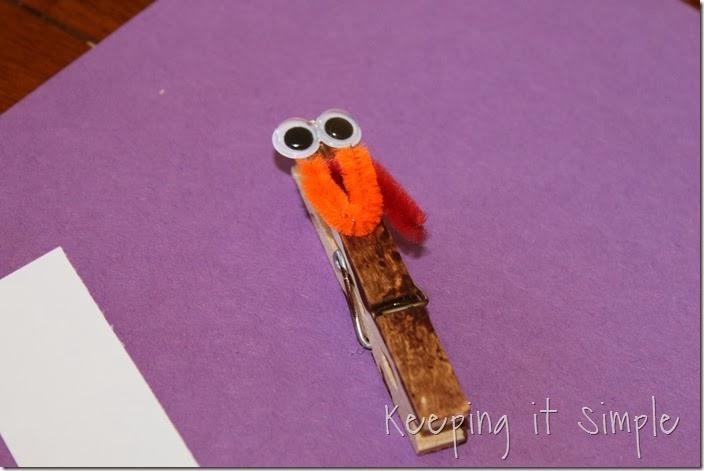 Craft Stick Turkeys (4)